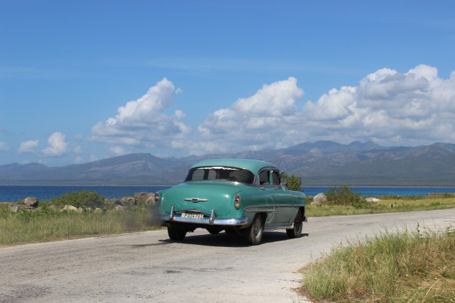Cuba on the road