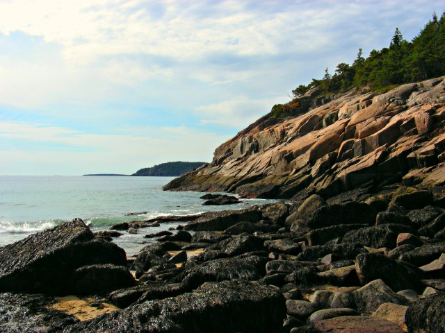 Acadia National Park, Maine (New England - USA)