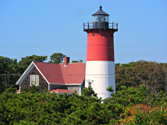 Nauset lighthouse, Cape Cod (Massachusets, USA)