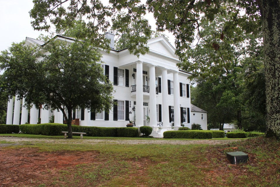 Villa Palladiana, Alabama